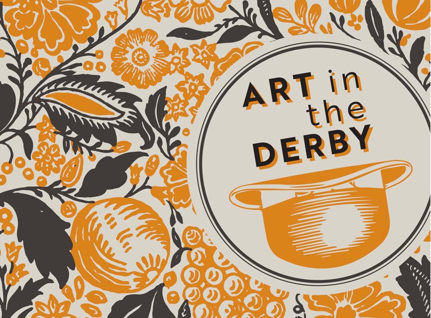 art in the derby poster