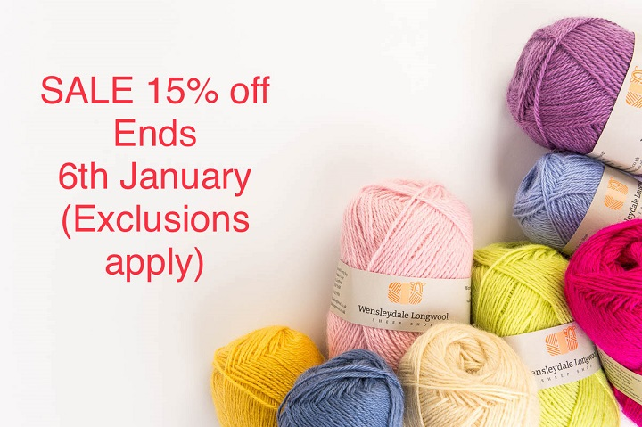 15% SALE now on