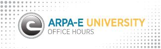 ARPA-E University Office Hours