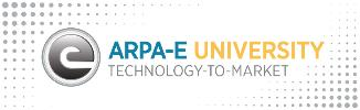 ARPA-E University Technology-to-Market