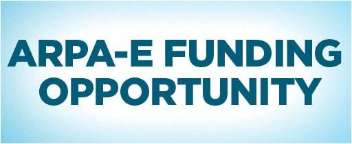 ARPA-E Funding Opportunity