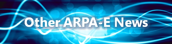 Other ARPA-E News