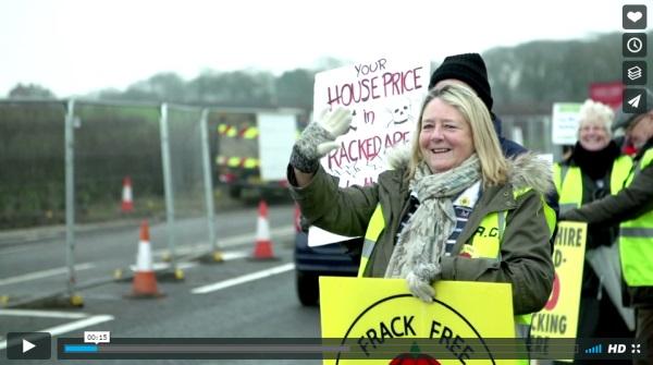 Fracking film