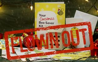 Christmas Bee Saver Kit