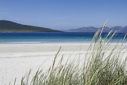 Harris Outer Hebrides by Amelia Collins