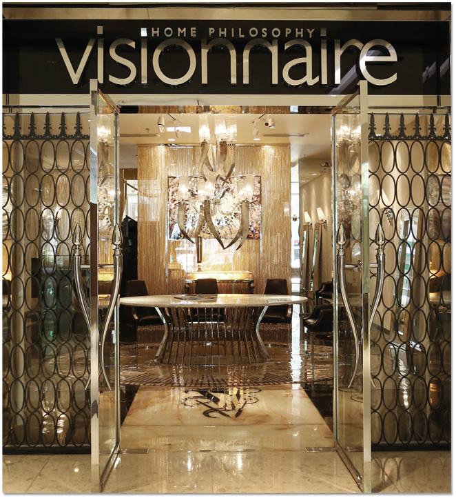 Visionnaire Shenzhen Opening