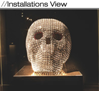 Installations view