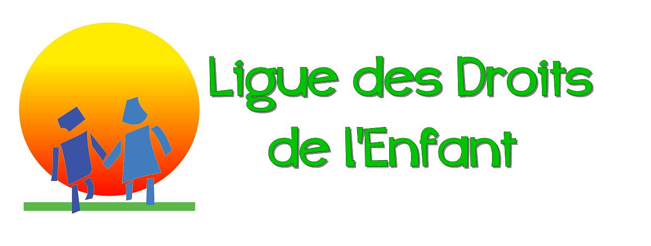 Logo de la ligue des droits de l'enfant