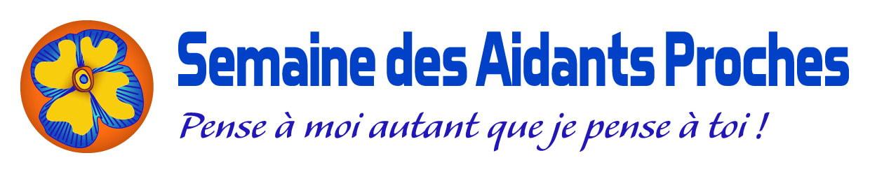 Logo Semaine des Aidants Proches