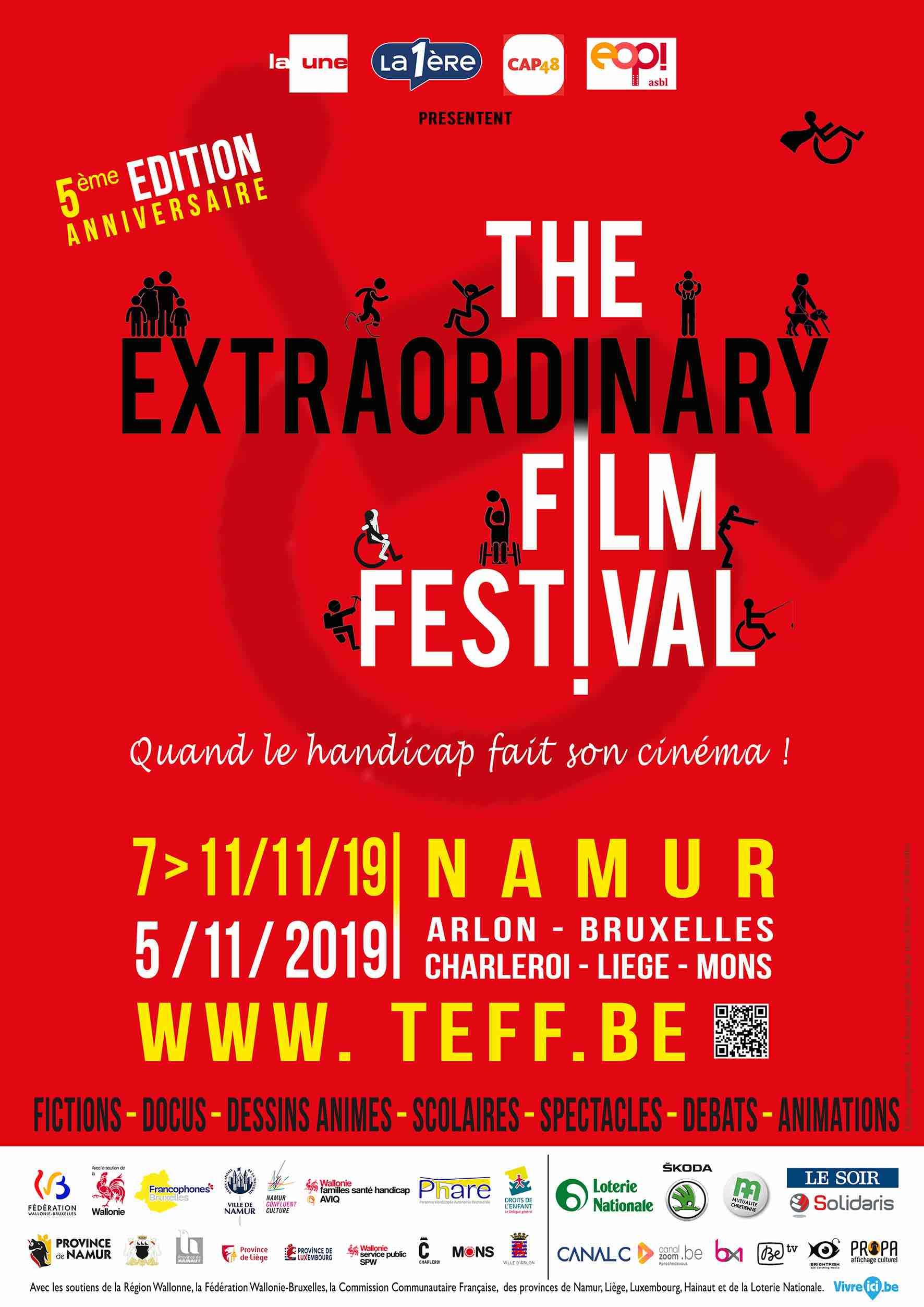 Affiche TEFF 2019