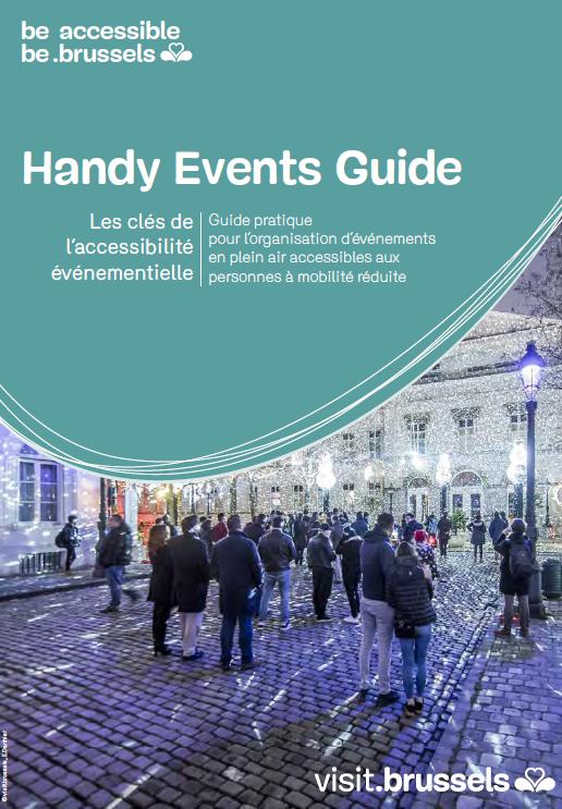 """Couverture du """"Handy Events Guide"""""""