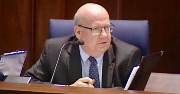 Ventura City Attorney Gregory Diaz
