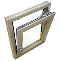 Tilt-and-Turn window