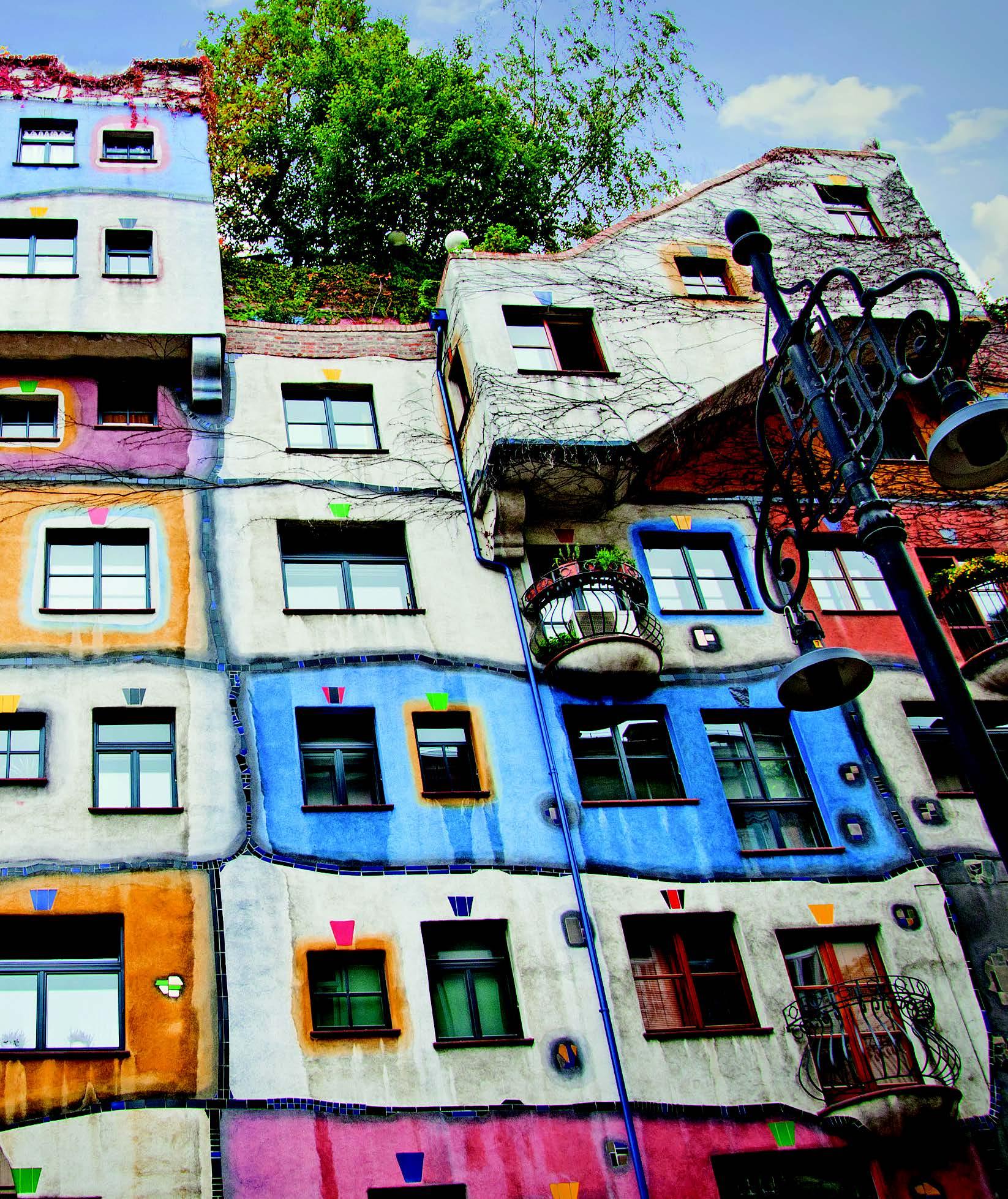 [Image: Hundertwasser House]