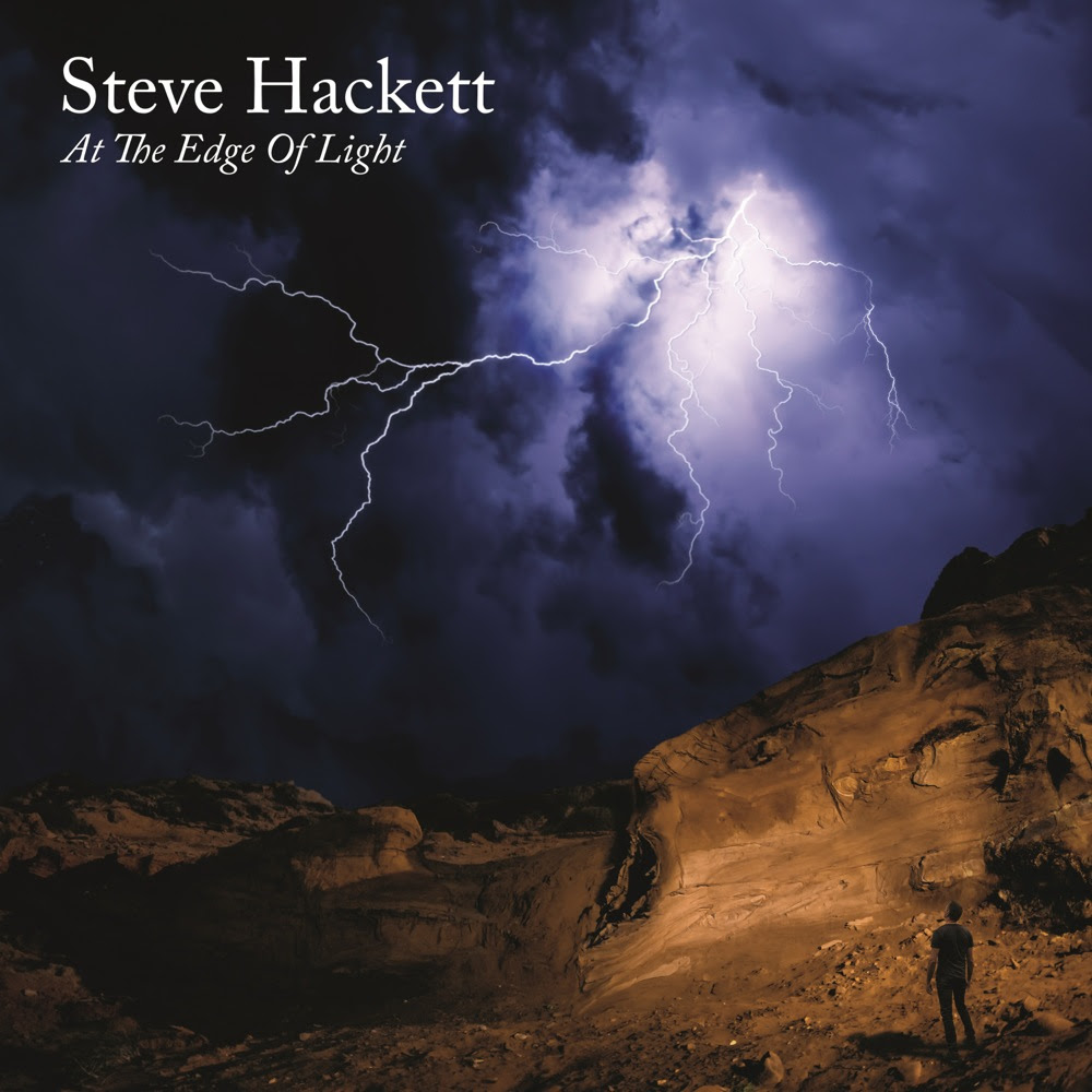 steve hackett at the edge of light