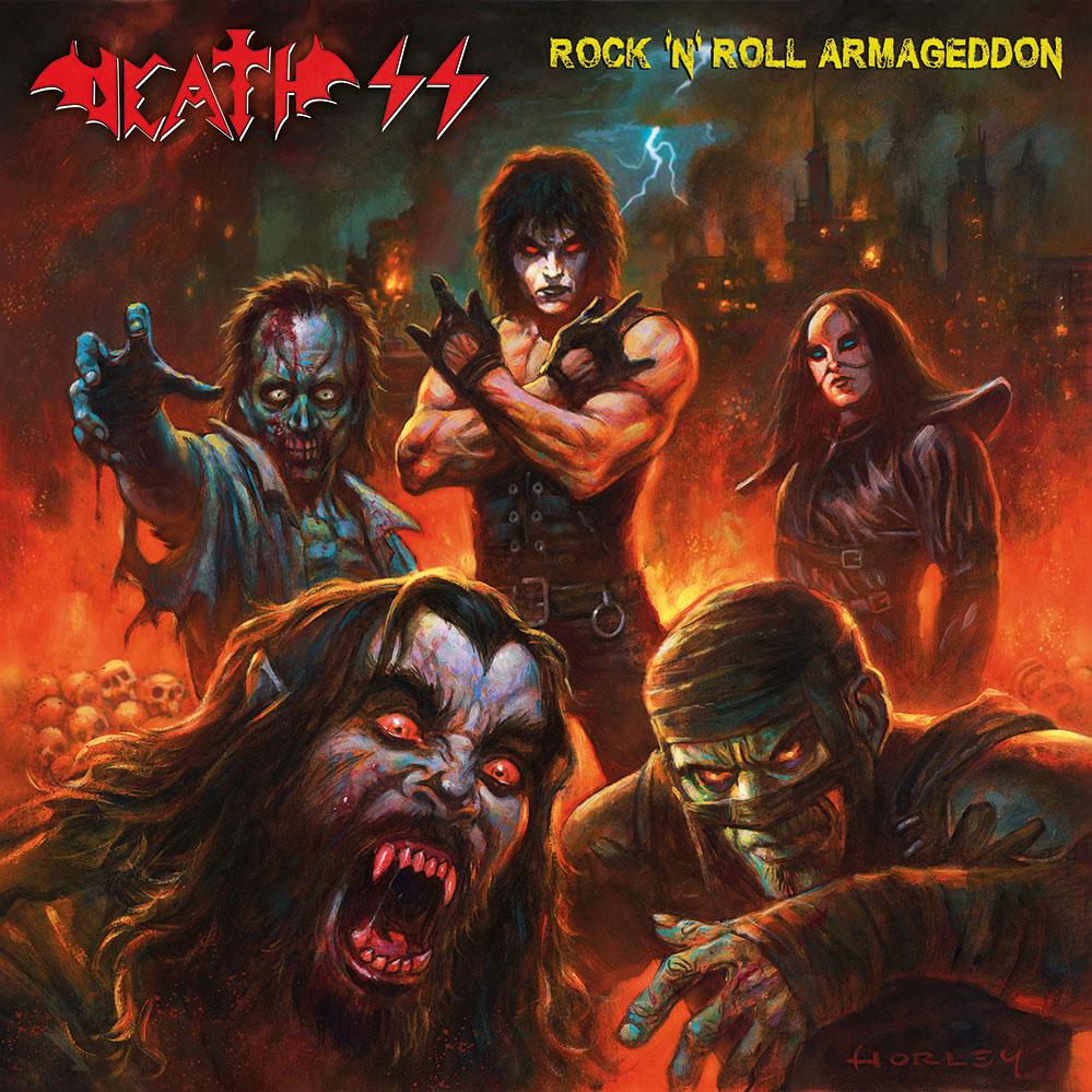 death ss rock 'n' roll armageddon