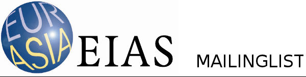 EIAS Mailinglist