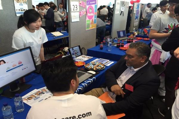Postgraduate Industry Experience EXPO