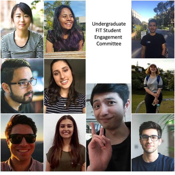 Undergraduate FIT Student Engagement Committee