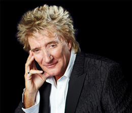 """Enter the """"Photograph Rod Stewart Live in Las Vegas"""" Photography Contest"""