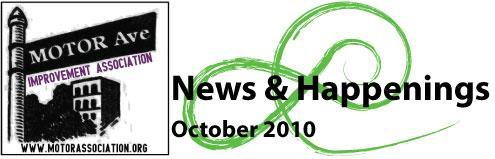 Motor Avenue Improvement Association - October 2010