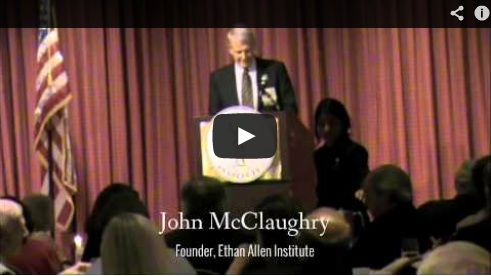 McClaughry Remarks