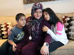 Muslim Mother: Just tell the truth to them