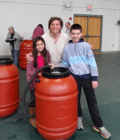 Rain Barrel Workshop Shelburne
