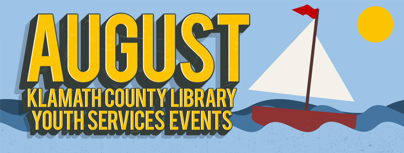 August Library Events