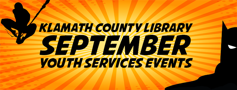 September Library Events