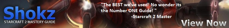 The Number One guide for Starcraft 2!