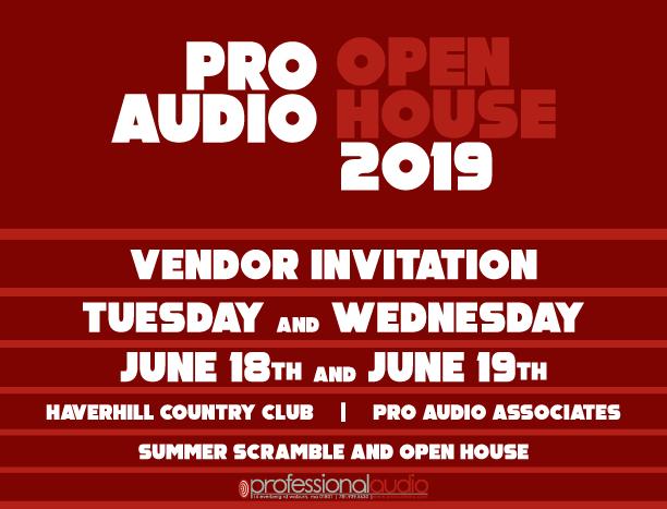 2019 Open House Vendor Invitation