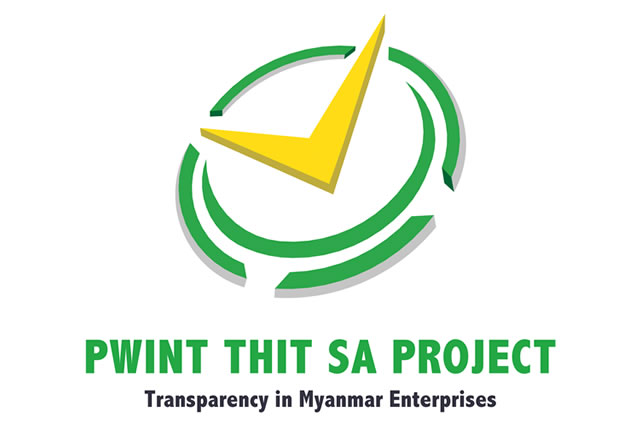 The Pwint Thit Sa project is intended to build company capacity.