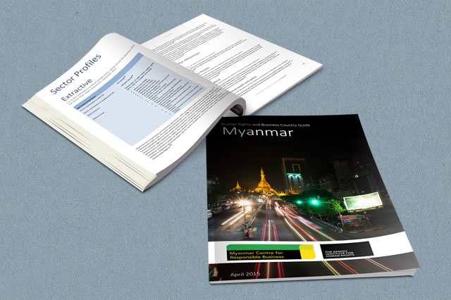 The Country Guide is primarily intended for local and foreign businesses operating in Myanmar that want to improve their practices and those interested in entering the country.