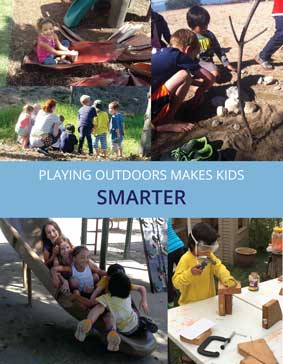 Whole Family - Playing Outdoors Makes Kids Smarter