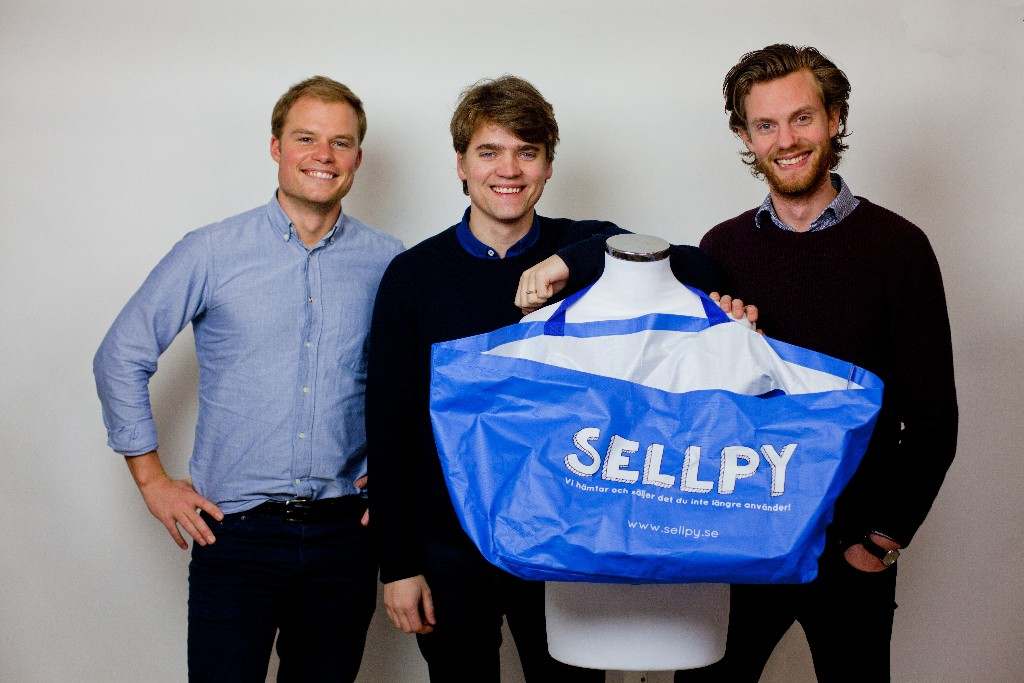 Team Sellpy