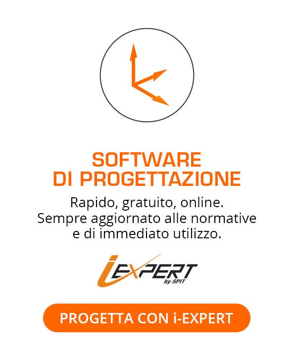 Software di progettazione I-Expert