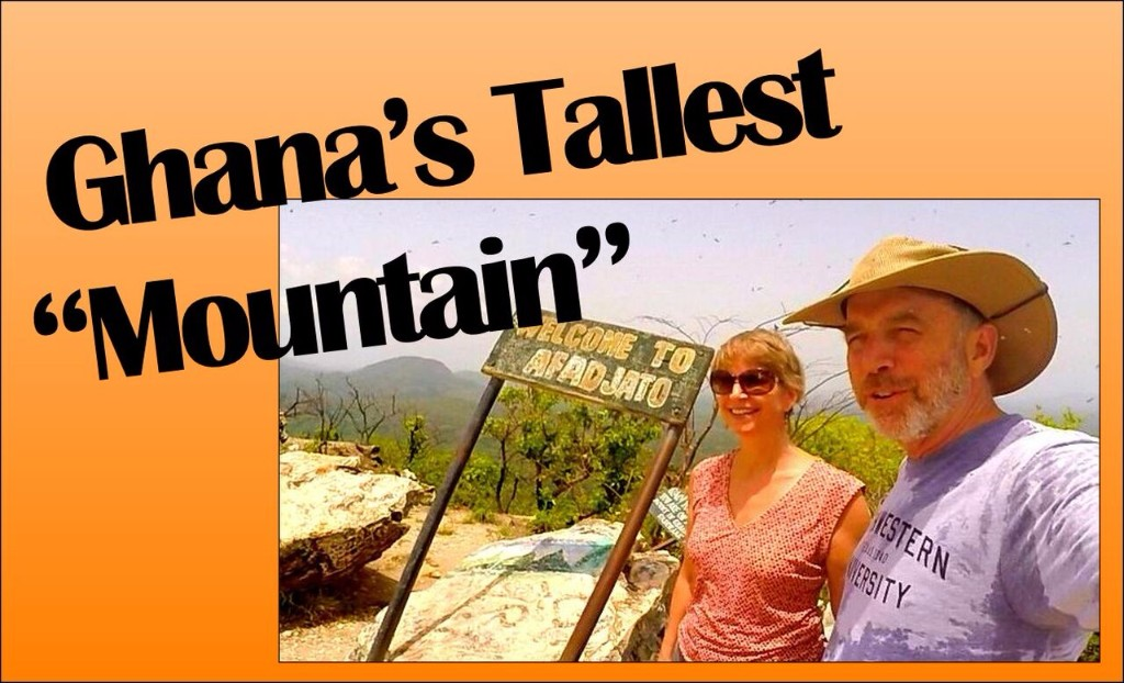 Come climb a mountain with us!