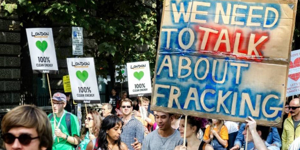 From Asthma to Cancer, 'Blistering' New Report Details Human Cost of Fracking