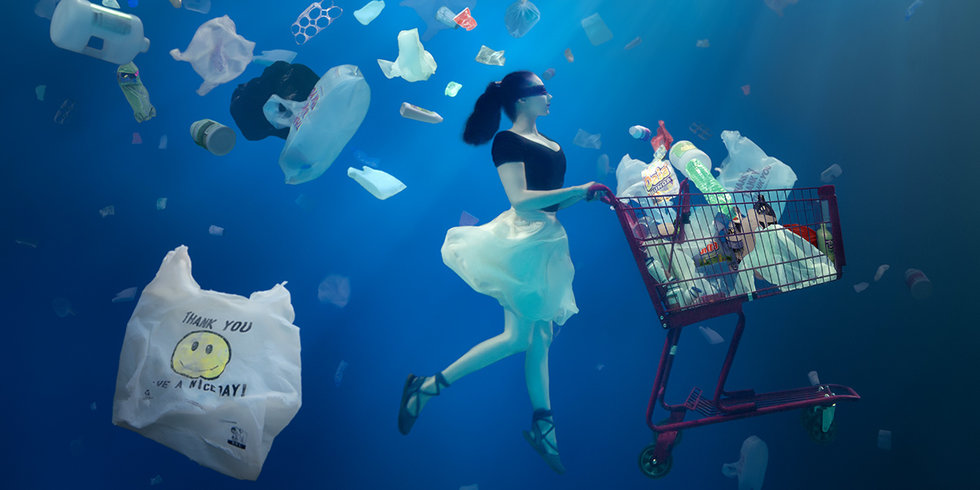 We're Drowning in Seas of Plastic