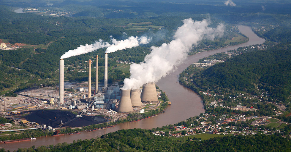 EPA Bows to Coal Industry, Moves to Weaken Mercury & Air Toxics Standards