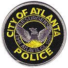 Atlanta Police Department badge