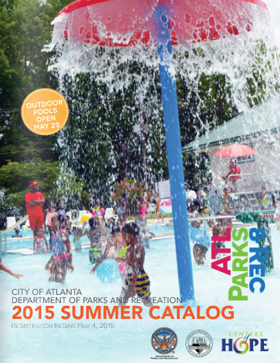 Parks and Recreation 2015 Summer Catalog