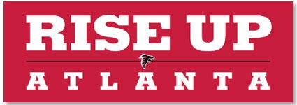 Rise Up Atlanta Falcons