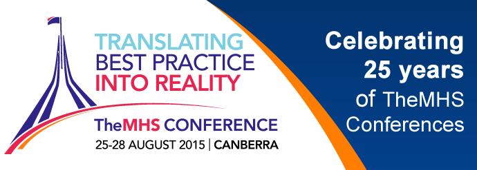 TheMHS Conference - Celebrating 25 years
