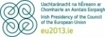 Irish Presidency of the Council of the EU 2013 logo