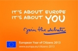 European Year of Citizens 2013 logo