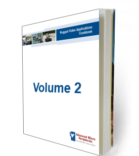 Rugged Video Applications Cookbook