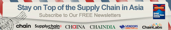 Stay on Top of the Supply Chain in Asia