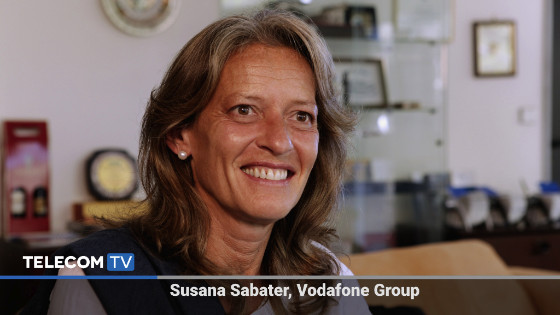 Susana Sabater, Manager, Cloud Network Designs, Vodafone Group